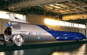 عرضه پرسرعتترین خودروی جهان