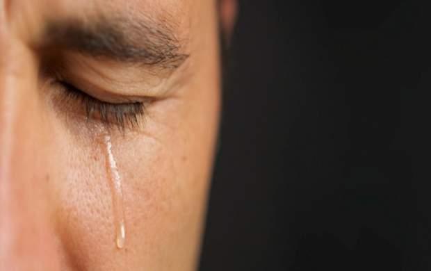 چرا اشک چشم شور است؟