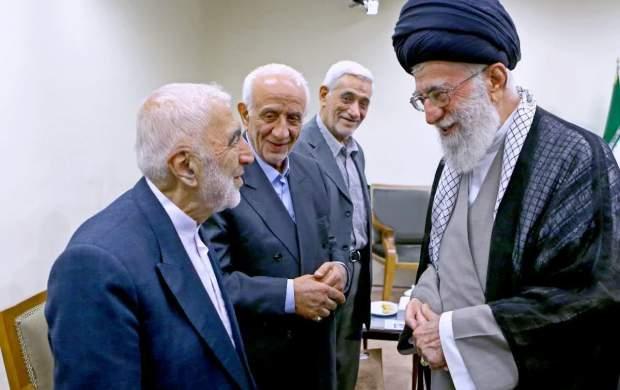 تسلیت رهبرانقلاب در پی درگذشت حاجمحسن قلهکی