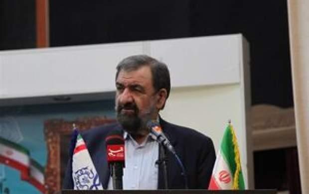 محسن رضایی: باید جلوی نفوذیها گرفته شود