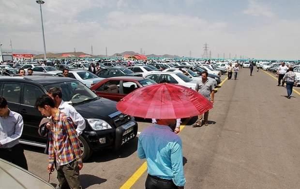 کاهش ۱ تا ۳ میلیونی قیمت خودرو در بازار