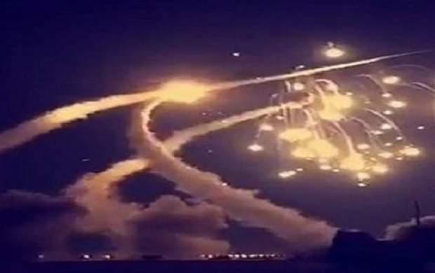 روایت فعالان سعودی از عملیات موشکی انصارالله