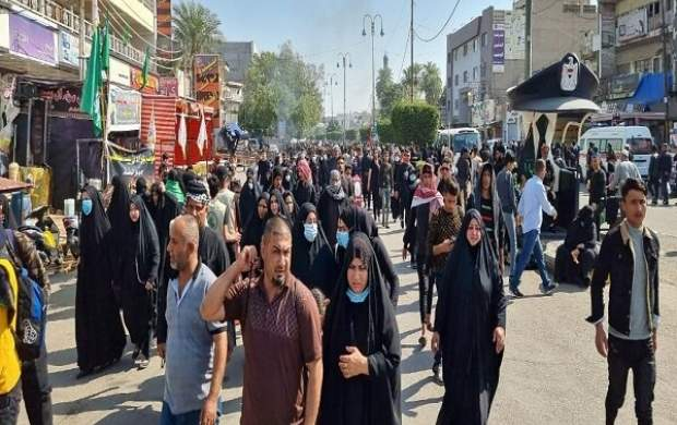 حمله تروریستی به زائران امام کاظم(ع) ناکام ماند