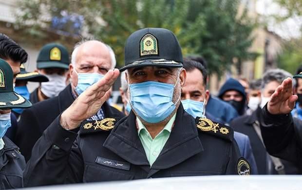 فروش واکسن کرونا در «ناصر خسرو»