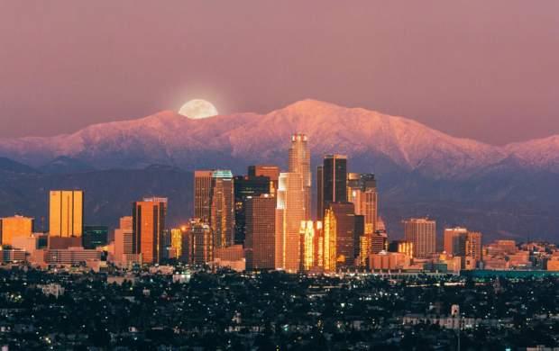 """زنی که خیابانهای کالیفرنیا را بهم ریخت  <img src=""""http://cdn.jahannews.com/images/video_icon.gif"""" width=""""16"""" height=""""13"""" border=""""0"""" align=""""top"""">"""