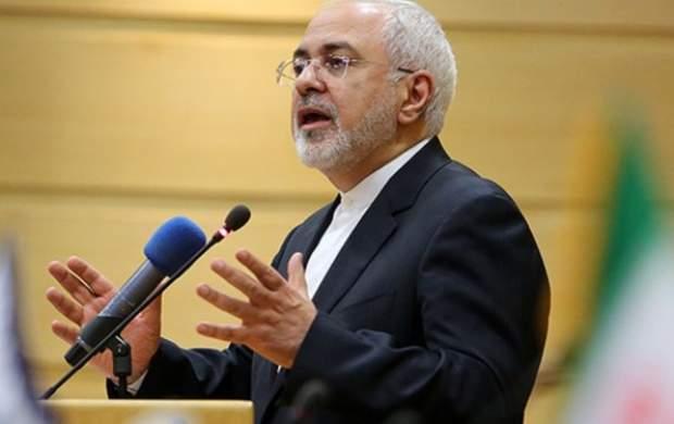 ظریف: دیداری بین ایران و آمریکا انجام نمیشود