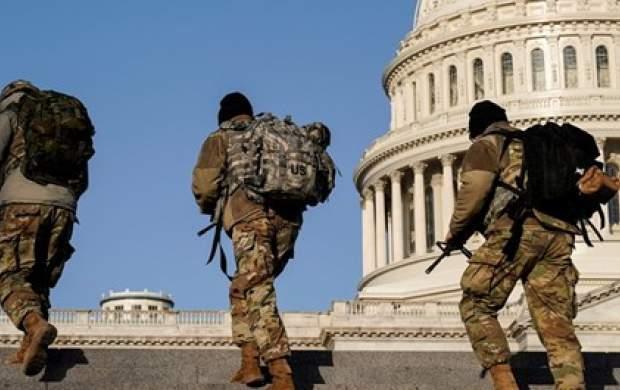 کنگره آمریکا به دلیل تهدید امنیتی مسدود شد