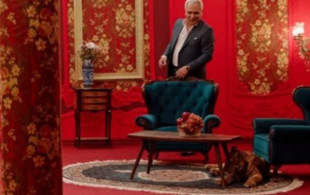 درخواست حذف حیوانات از سریال دراکولا