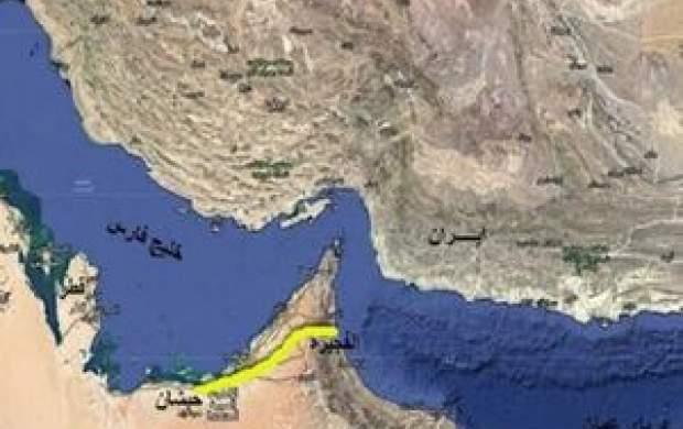 چرا ایران تنگه استراتژیک هرمز را دور میزند؟