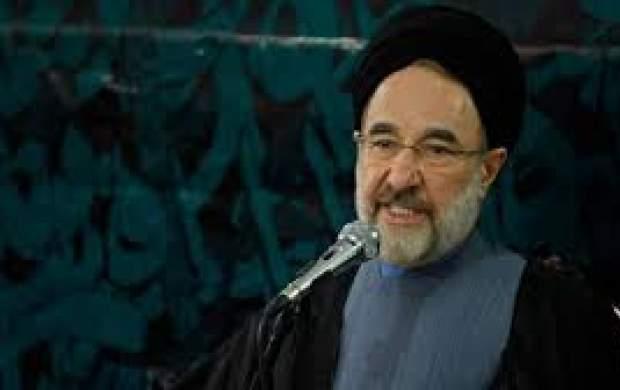 افشاگری عبدالله ناصری از اعتقادات جدید خاتمی