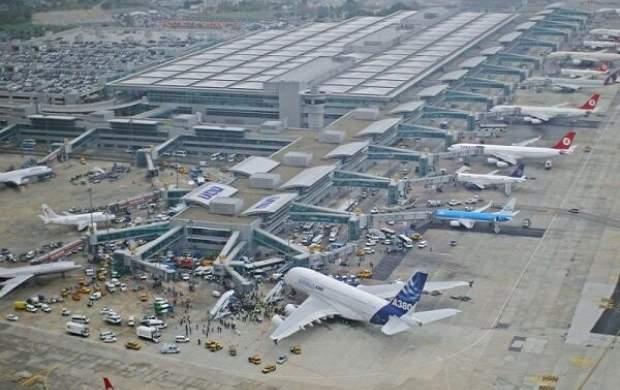 تمام پروازها به ترکیه سریعا متوقف شود