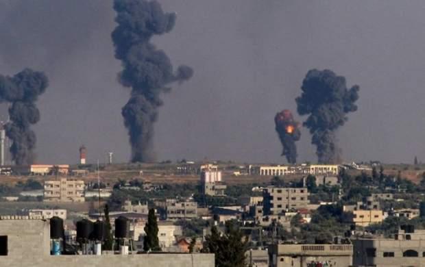 فیلم/ تونلهای مقاومت در غزه