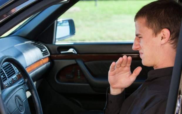 ۵ بوی نشان دهنده مشکلات فنی خودرو