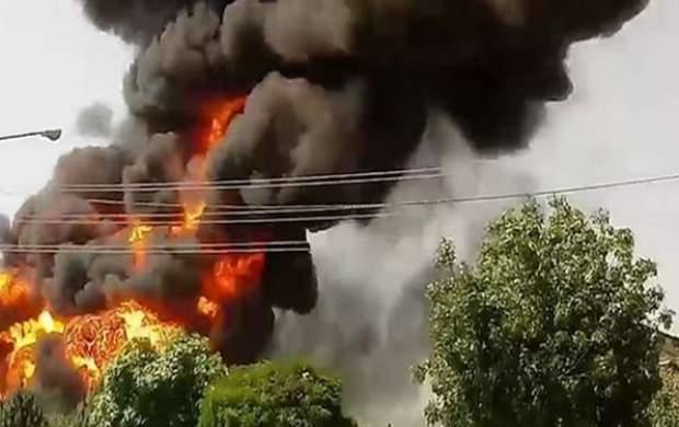 انفجار شدید در محله جوانمرد قصاب با ۶ زخمی