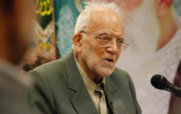 محمد فولادگر مترجم نهجالبلاغه آسمانی شد