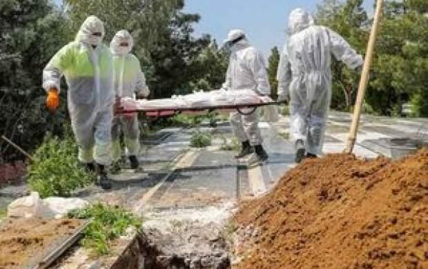 فوتیهای کرونایی در تهران ۳ برابر شد