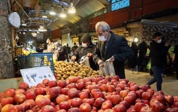 پرفروشترین میوه در شهر تهران