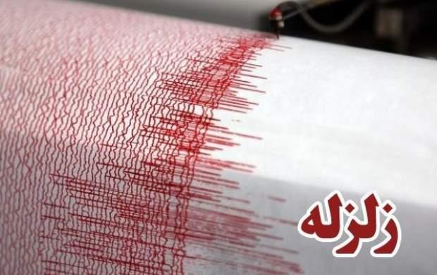 زمین لرزه ۵.۳ ریشتری کردستان را لرزاند