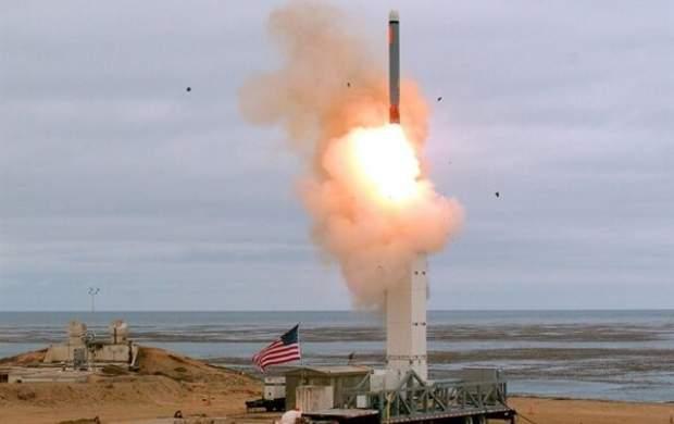 آزمایش موشک فراصوت آمریکا شکست خورد