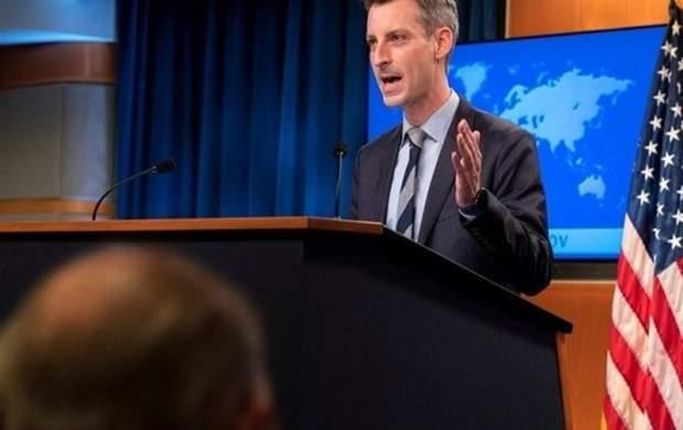 آمریکا: انتظار نداریم با ایران گفتگو کنیم