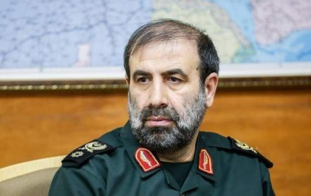واکنش سردار شریف به خبر خلع درجه سردار آبرومند