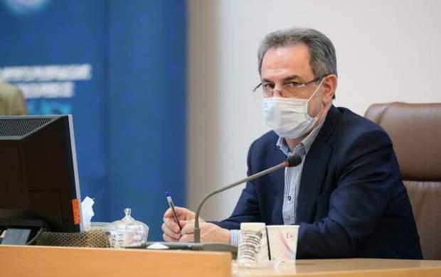 محسنی بندپی: قرنطینه تهران منتفی شد