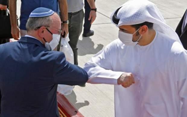 همکاری امارات با اسرائیل علیه حزبالله لبنان