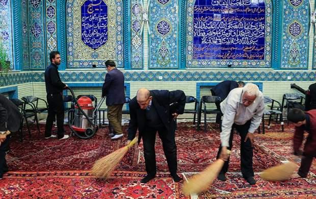 تدابیر مساجد برای برگزاری مجالس رمضان