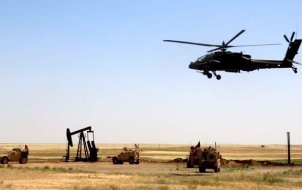 انتقال ۵۰ داعشی به بزرگترین میدان نفتی سوریه