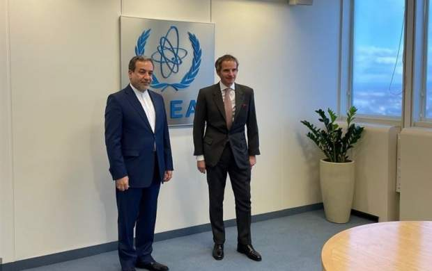 گروسی: نظارت ما در ایران ادامه مییابد