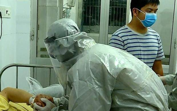 وضعیت گردش ویروس کرونا در کشور