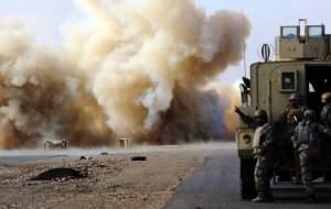 حمله به ۲ کاروان لجستیک آمریکا در عراق