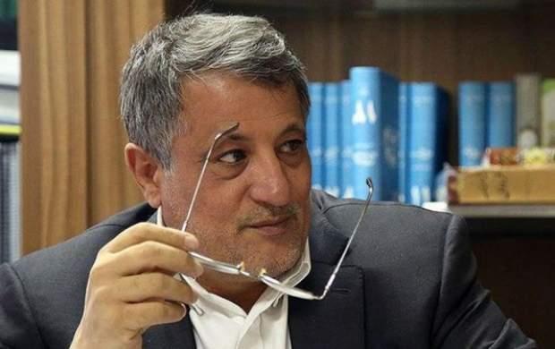 عذرخواهی محسن هاشمی از تهرانیها