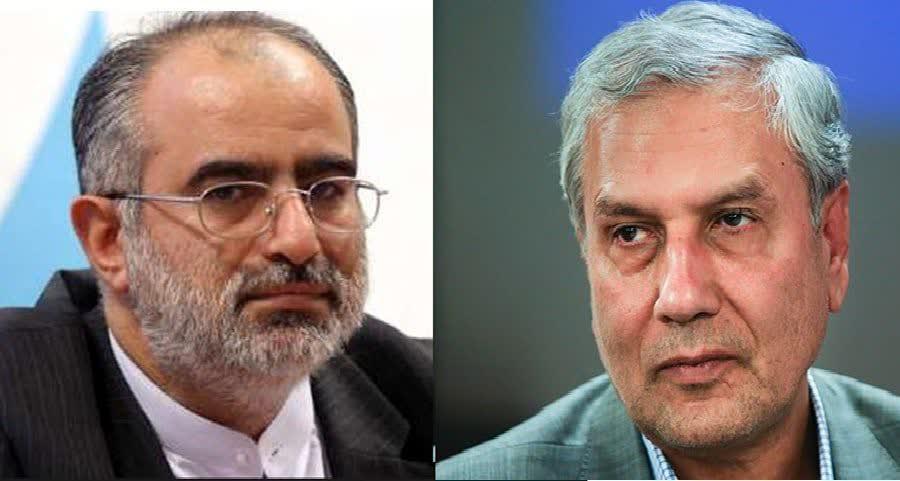 حسام الدین آشنا استعفا داد/ ربیعی رییس شد
