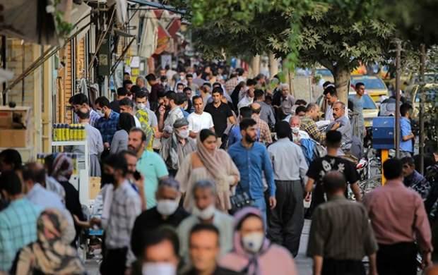 تهران در شرایط بسیار سخت کرونایی