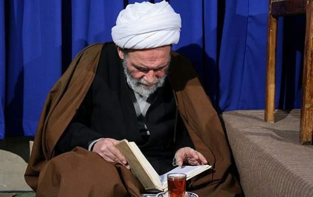 اگر از فضل خدا نخواهید؟/ آقامجتبی تهرانی