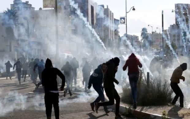 نظامیان صهیونیست دهها فلسطینی را زخمی کردند