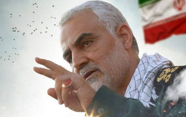 اعتراف ژنرال آمریکایی به نفوذ حاج قاسم