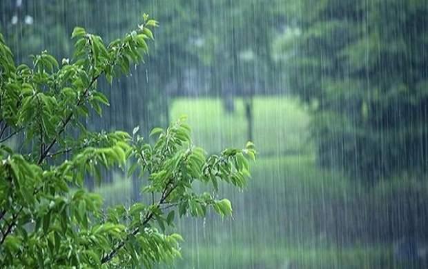 رگبار باران و وزش باد شدید در بیشتر استانها