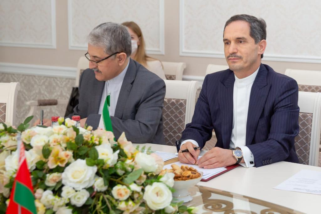 توسعه و تقویت همکاری های استانی بین جمهوری اسلامی ایران و جمهوری بلاروس