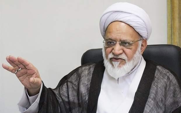جامعه روحانیت: از لاریجانی حمایت نمیکنیم