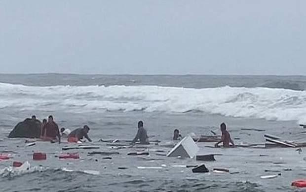 واژگونی قایق در کالیفرنیا با سه کشته