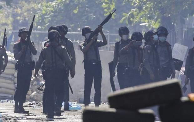 دور تازه اعترضات در میانمار با ۸ کشته