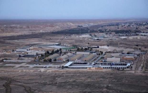 حمله راکتی به پایگاه آمریکایی عین الاسد