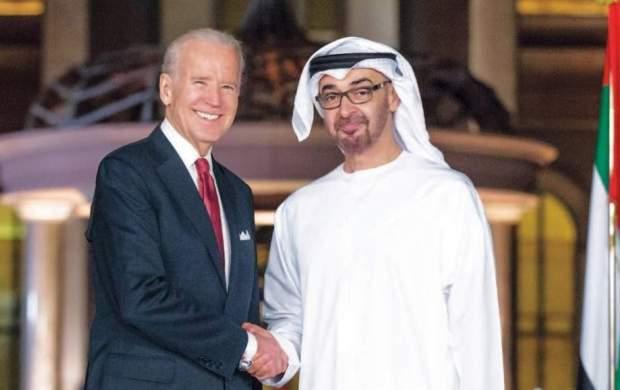 اعلام حمایت بایدن از روابط امارات با اسرائیل