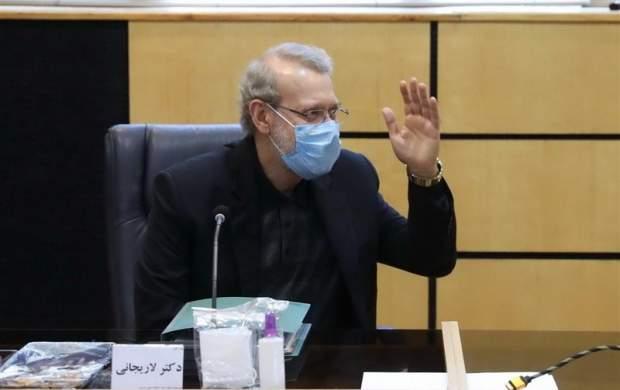 کاهش احتمال نامزدی لاریجانی در انتخابات