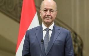 روایت رئیس جمهور عراق از مذاکرات ایران و عربستان