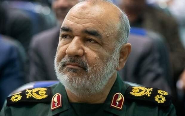 واکنش فرمانده سپاه به کاندیداتوری نظامیان