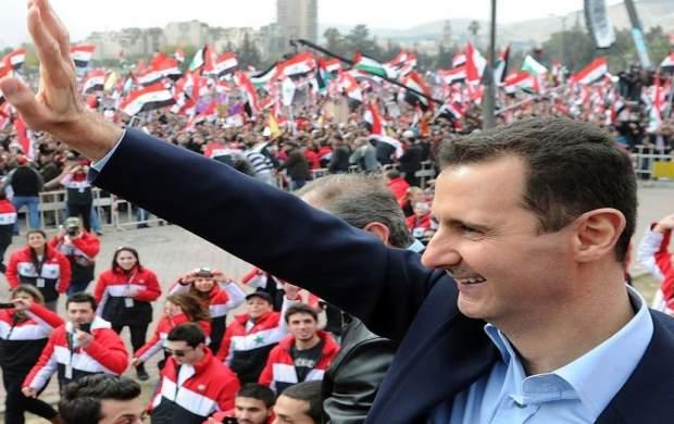 چراغ سبز کشورهای عربی برای تجدید روابط با سوریه
