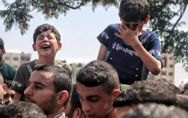 """بیقراری نوجوان فلسطینی برای دوستانش  <img src=""""http://cdn.jahannews.com/images/picture_icon.gif"""" width=""""16"""" height=""""13"""" border=""""0"""" align=""""top"""">"""